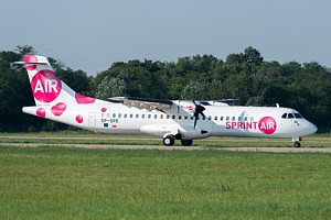 Sprint Air ATR ATR-72 SP-SPE